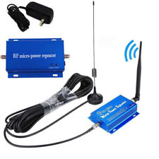 NEW Signal Cell Phone Signal Booster CDMA 850MHz RF Repeater Amplifier
