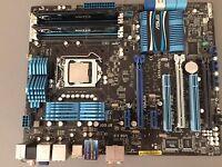 Intel Core i5 2500K  + ASUS P8P67 Pro + G.SKILL Sniper Series 8GB RAM - Combo