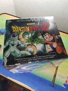 DRAGON BALL Z DBZ PANINI : Premiere STARTER DECK BOX 10 Decks NEW SEALED