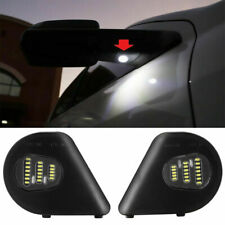 2x White LED Under Side Mirror Puddle Light Lamp For 09-18 Dodge RAM 1500 Pickup