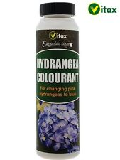 Vitax Hydrangea Colourant 500g Pink to Blue Powder Free Delivery
