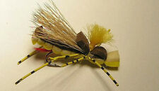 Triple Decker Indicator Hopper Yellow/Brown  size #12