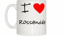 I Love Heart Rossendale Mug