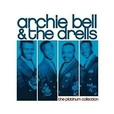 ARCHIE BELL & THE DRELLS-PLATINUM COLLECTION-JAPAN ONLY CD ttt
