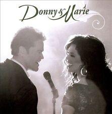 Donny & Marie * by Donny & Marie/Donny & Marie Osmond (CD, May-2011, MPCA)