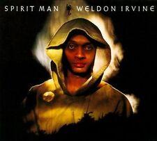 WELDON IRVINE - Spirit Man Audio CD 2012 NEW IN WRAP