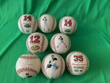 Fargo-Moorhead Redhawks FM Lot of 8 Foto Baseball Jeff Bittiger Chad Akers Knott