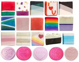 Vegan Hand & Body Soaps Handmade Soft Bath & Shower Selection Gifts Cruelty Free