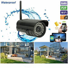 HD Home Security IP Camera Wifi Wireless System Internet Outdoor Waterproof LXE