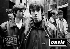 OASIS Poster # 15a - A4 NOEL & LIAM GALLAGHER (297mm x 210mm)