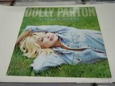 DOLLY PARTON Halos & Horns RARE! Promo Poster Flat NEW ORIGINAL VINTAGE FREE PH!