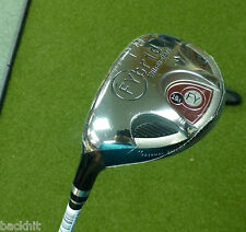 Wilson Golf Homme Fybrid 19.5 ° Fairway Hybride Club Regular Flex-Gaucher