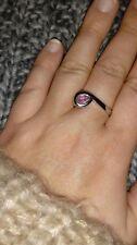 Pierre Lang Ring mit Fliedernem Zironia Farbe Silber Größe 60
