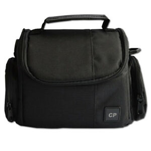 Medium Black Camera Bag Case for Fujifilm Instax Wide 300 & 210 Camera