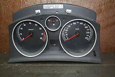 Opel Astra H Tacho Kombiinstrument Tachometer 13142786TB 109 Tkm zurückgesetzt
