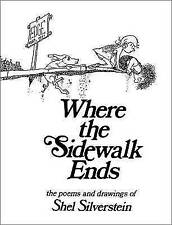 Where the Sidewalk Ends by Shel Silverstein (Paperback, 1978)