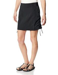 Columbia Women's Anytime Casual Skort, Black, X-Small, Black, Size X-Small WJ2h