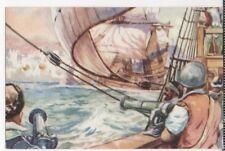 N°11 PRISE LA BRIELE Gueux de mer Geuzen Beggars SPAIN NETHERLANDS IMAGE CHROMO