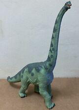 """Vintage 1988 The Carnegie Safari Brachiosaurus 14"""" Tall Dinosaur toy big figure"""
