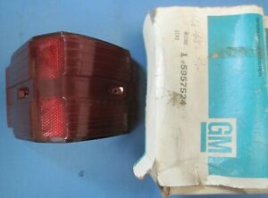 New Old Stock tail light lens 1966-1967 Buick Skylark Sportwagon right side