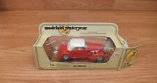 Genuine Matchbox (812) Yesteryear 1937 Cord Red And White Collectible Toy Car
