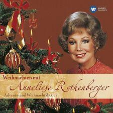 WEIHNACHTEN MIT ANNELIESE ROTHENBERGER   CD NEU