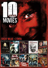 10-Movie Horror Collection V.9 DVD