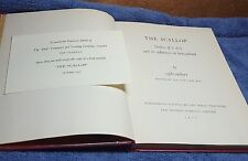 The Scallop~Hb~Studies Of A Shell Original Gift Card ~Shell Transport 1957