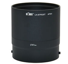 CameraPlus®  LA-67P520T 67mm Lens Filter Adapter for Nikon Coolpix P510/P520/530