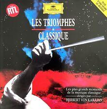 Herbert Von Kajaran CD Les Triomphes Du Classique - France (EX+/EX+)