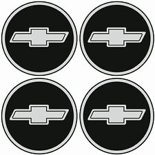 Chevrolet Emblem Felgen Aufkleber Logo Nabendeckel Nabenkappe Radkappe 4x56mm