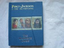Disney~Percy Jackson and the Olympians-Rick Riordan~HC w/Cards~1st Ed/pr~LBDAQ