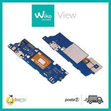 CONNETTORE DI RICARICA PER WIKO VIEW + MICROFONO MICRO USB DOCK PCB CARICA
