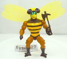MOTU, Buzz-Off, Masters of the Universe, complete, Ax, helmet, He-Man figure