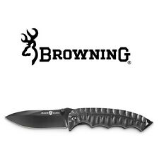 Browning Black Label Tactical Linerlock Folding Knife - Free Shipping!  3220067