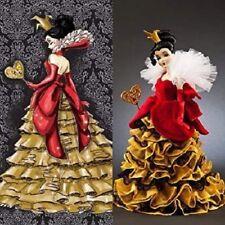 Disney Designer Collection Villains Queen of Hearts Doll NRFB with COA & Giftbag