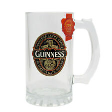 Guinness Limited Edition Glass Tankard/Stein 2016 Collector's Collection 05404