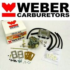 Mitsubishi Dodge Mazda Weber 38 DGES Electric Choke Carburetor Conversion Kit