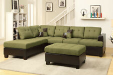 New Sofa Sectional Sectionals Couch Chaise Corner Couches w free Ottoman Chaise