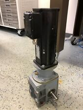 system 3R Edm Workmaster Z axis Motor & Gearbox
