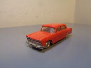 LEGO DENMARK VINTAGE 1960'S FIAT 1800 HO SCALE VERY RARE ITEM VERY GOOD COND.