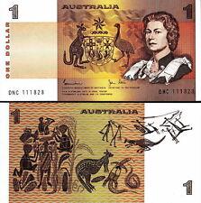 AUSTRALIA - 1 Dollar 1982 FDS UNC