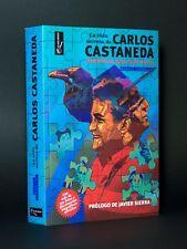 """libro """"La vida secreta de Carlos Castaneda"""" de Manuel Carballal. EOC 2018."""