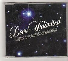 (FZ572) Love Unlimited, Fun Lovin' Criminals - 1998 DJ CD