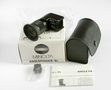 Minolta Anglefinder Vn (1x & 2x Switchable)