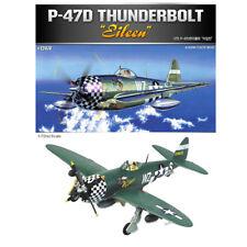ACADEMY #12474 1/72 Plastic Model Kit P-47D Eileen
