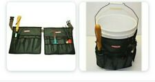 Bosmere Bucket Tool Organizer Bag 5 gallon Assorted Storage Work Home*NEW*