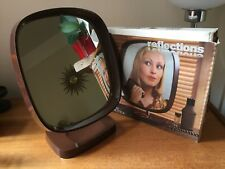 Vintage Danish Termotex Dressing Table Mirror