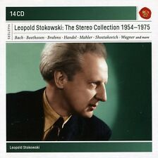 Leopold Stokowski - Stereo Collection 1954 -1976 [New CD] Boxed Set
