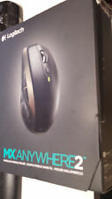 Logitech MX Anywhere 2 Wireless Laser Mouse Black/please read